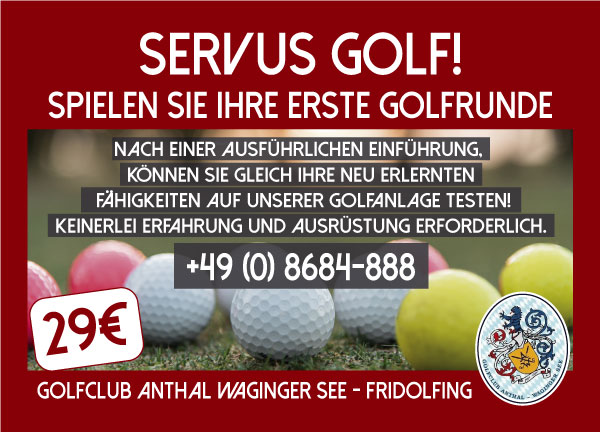 Servus Golf