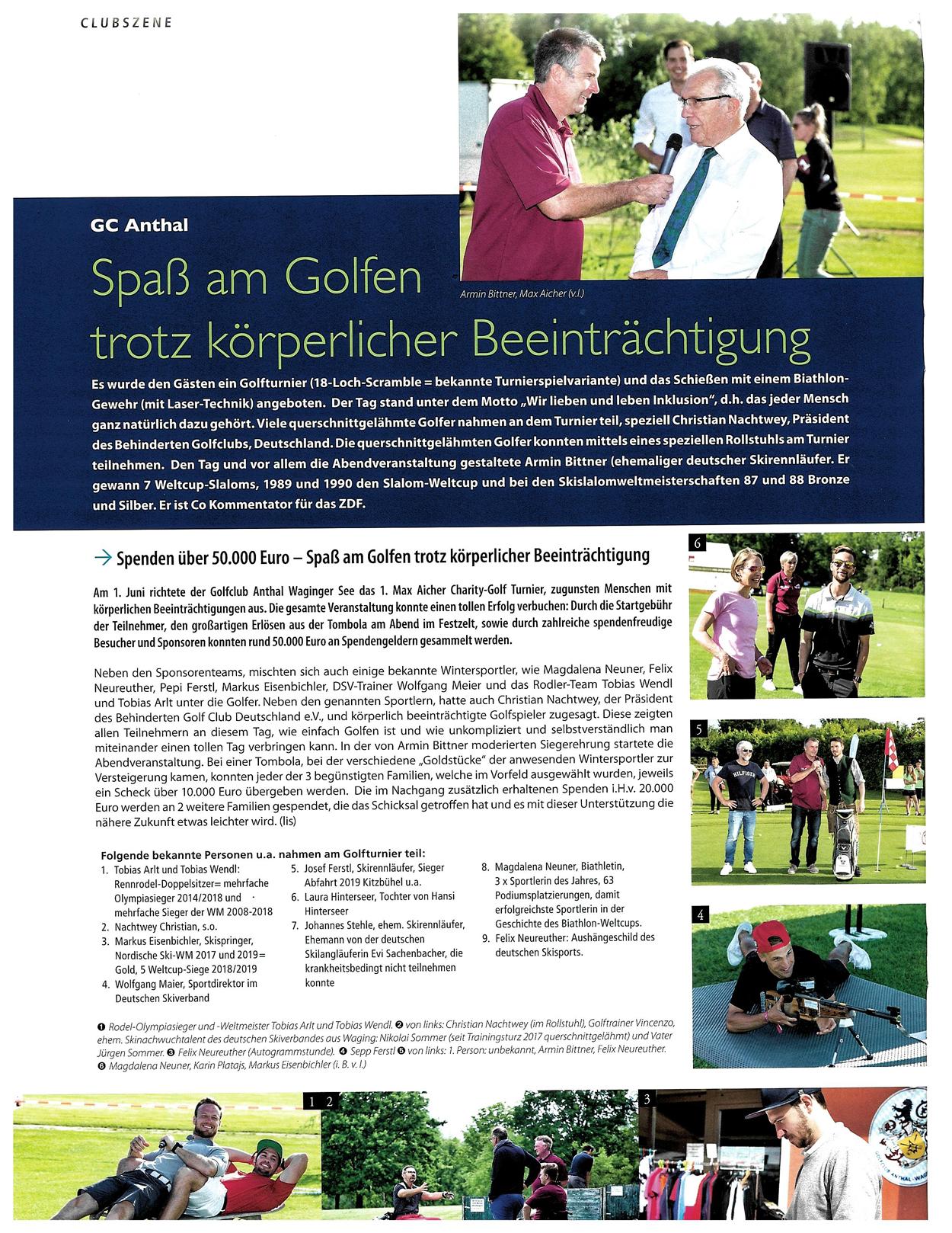 Golfzeitung